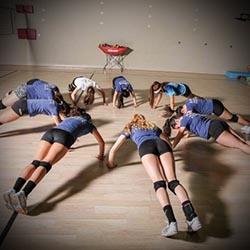 Volleyball Beginners Clinics